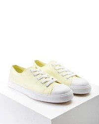 Forever 21 Low Top Canvas Sneakers