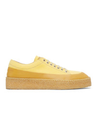 ION Yellow Low Top Sneaker
