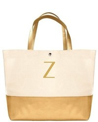 Monogram canvas tote metallic medium 4471851
