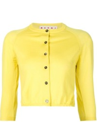 Women's Yellow Cardigans by Marni | Women's Fashion