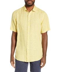 Rodd & Gunn Williamson Regular Fit Linen Sport Shirt