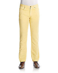 Incotex Ray Linen Cotton Chinos