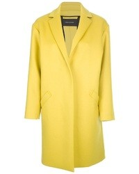 Cédric Charlier Cedric Charlier Single Breasted Coat