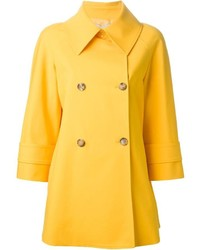 Michael Kors Michl Kors Double Breasted Coat