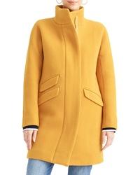 J.Crew Stadium Cloth Cocoon Coat
