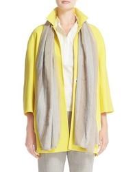 Fabiana Filippi Wool Blend Coat