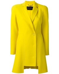 Versace Asymmetric Coat