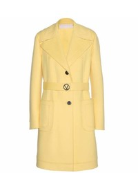 Valentino Wool And Cashmere Coat