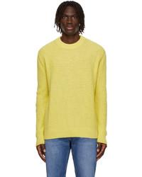 Sunflower Alpaca Crewneck Sweater