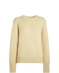 Burberry Archive Logo Appliqu Cashmere Sweater