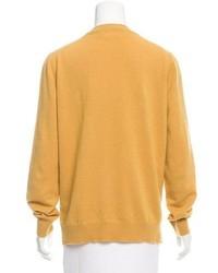Marni Cashmere Crew Neck Sweater