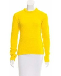 J.W.Anderson Jw Anderson Long Sleeve Crew Neck Sweater