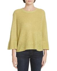 Eileen Fisher Linen Cotton Sweater
