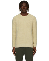 Solid Homme Mohair Sweater