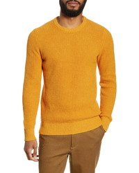 Selected Homme Ned Chunky Crewneck Sweater