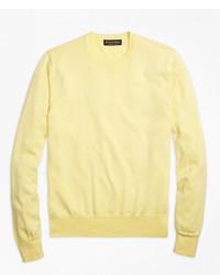 Brooks Brothers Supima Cotton Crewneck Sweater