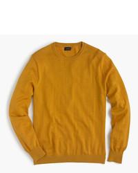 Tall italian merino wool crewneck sweater medium 5310400