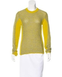 Alexander Wang Wool Long Sleeve Sweater