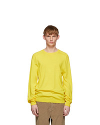A.P.C. Yellow Eddy Sweater