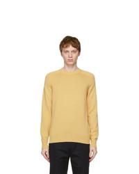 Loro Piana Yellow Warwik Sweater