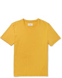 Folk Brushed Cotton Jersey T Shirt