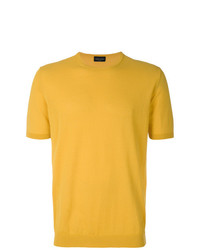 Roberto Collina Classic Fitted T Shirt