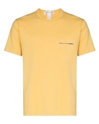Comme Des Garcons SHIRT Comme Des Garons Shirt Small Logo Short Sleeve T Shirt