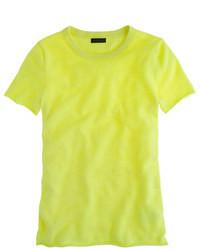 J.Crew Italian Cashmere T Shirt