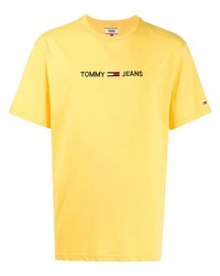 Tommy Jeans Logo Print T Shirt
