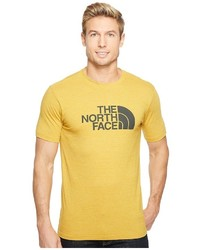 The North Face Short Sleeve Half Dome Tri Blend Tee T Shirt
