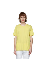 BOSS Yellow Lecco T Shirt