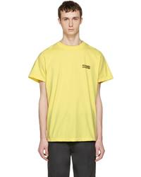 Noon Goons Yellow Mad Society T Shirt