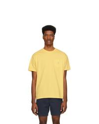 Polo Ralph Lauren Yellow Pocket T Shirt