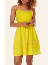 Yumi Cotton Lace Dress