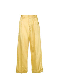 Romeo Gigli Vintage Straight Leg Trousers