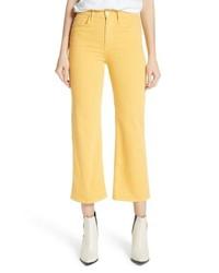 W4 shelter wide leg crop jeans medium 8831571