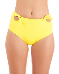 Pool it together swimsuit bottom in sunshine medium 273584
