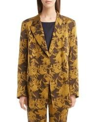 Damask double breasted jacket medium 4423273