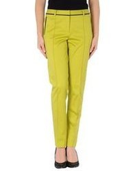 Yellow Dress Pants
