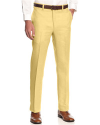 Yellow Dress Pants for Men | Men's Fashion