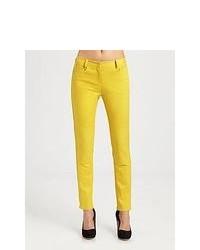 Rebecca Minkoff Hendrix Pants Yellow
