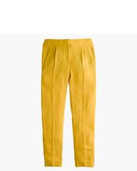 Tall pleated crepe trouser medium 367825