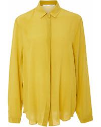 Bouguessa Silk Shirt