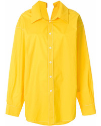 Marni Oversized Button Shirt