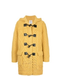 Coohem Knitted Duffle Coat