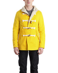 Polo Ralph Lauren Waterproof Toggle Coat | Where to buy & how to wear