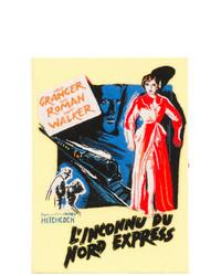 Olympia Le-Tan Linconnu Du Nord Express Book Clutch