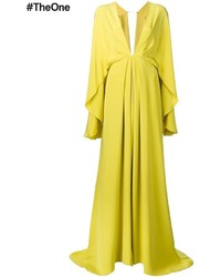 Christian Siriano Draped Gown