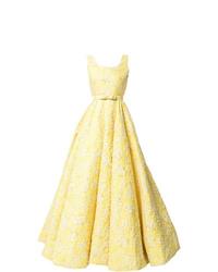 Bambah Clematis Cinderella Gown