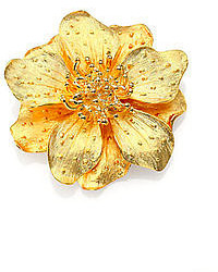 Anemone flower pin medium 51836